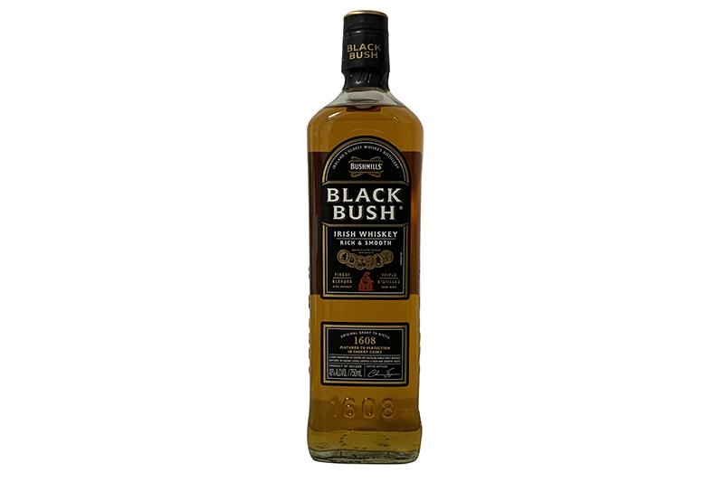 Viski Bushmills Balck Bush