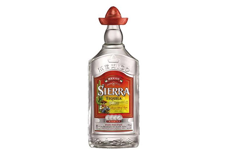 TEKILA Sierra Silver