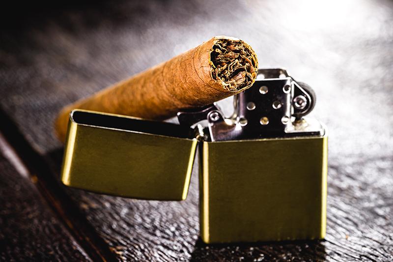 Rakija i cigare