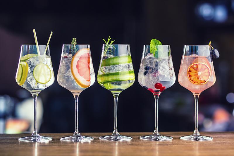 Votka u koktelima