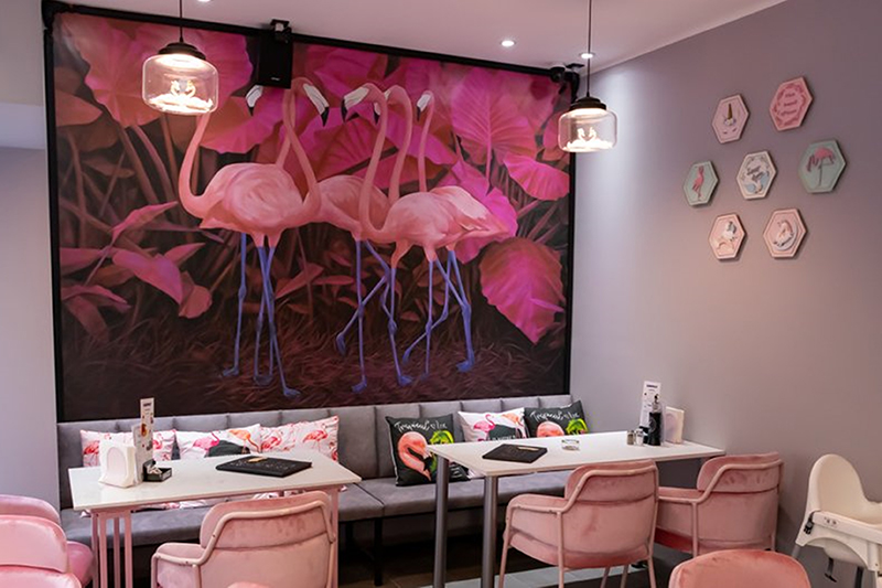 Restoran Flamingo